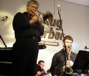 Snug Harbor jazz club, New Orleans