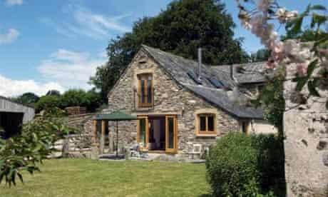 Comfort Wood Cottage, Cornwall