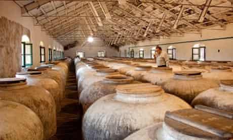 Montilla winery