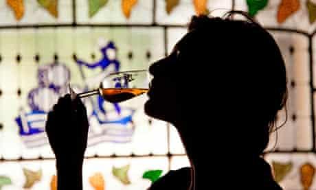 Tasting Montilla-Moriles wine