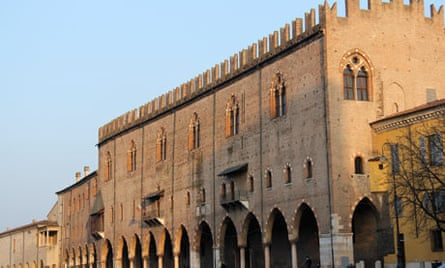 Palazzo Ducale, Mantua