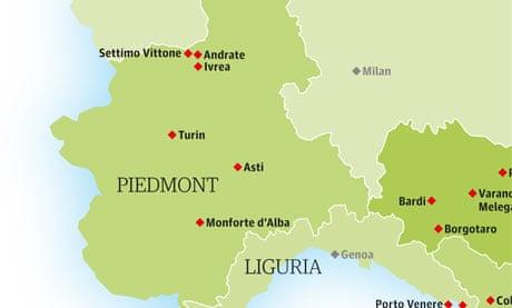 Porta Tv Piemonte.Antonio Carluccio S Piedmont A Region Rich In Food And