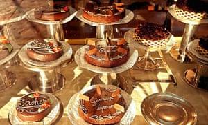 Pastry shop Peyrano's Chocolate Cakes