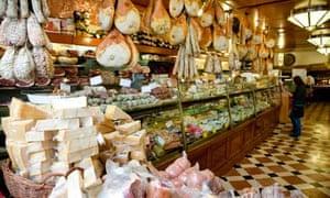 Delicatessen, Emilia-Romagna