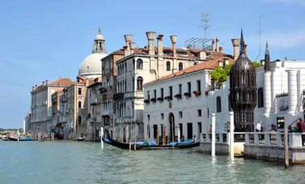 Peggy Guggenheim Collection, Palazzo dei Leoni, Venice