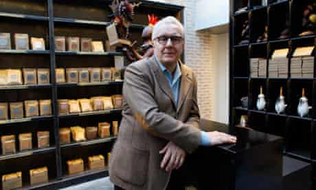 Le Chocolat Alain Ducasse, Paris