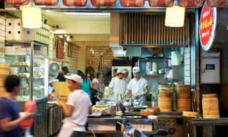 Taipei's snacking culture