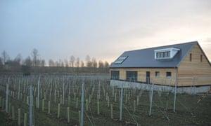 English Wine Barn, Essex