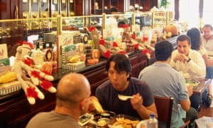 Miami S Top 10 Budget Cafes And Diners Travel The Guardian
