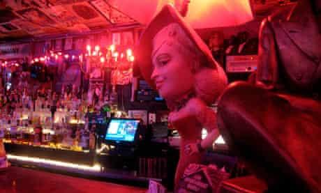 The Red Bar, Santa Rosa Beach