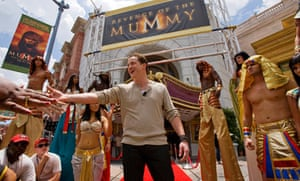 Revenge of the Mummy, Universal Orlando Resort
