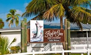 Rod and Gun Club, Everglades