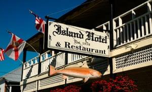 Island Hotel, Cedar Key