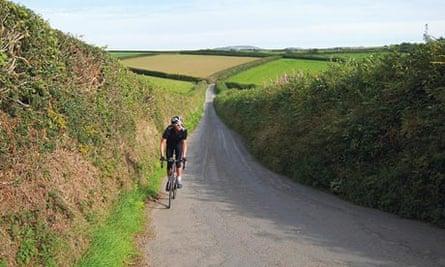 Cornwall, Great British Bike Rides
