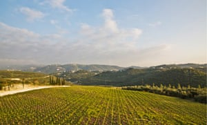 Ixsir winery in Batroun