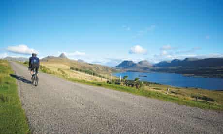 Lochinver route, Great British Bike Rides