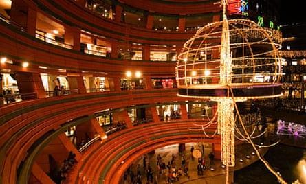 Canal City shopping mall, Fukuoka
