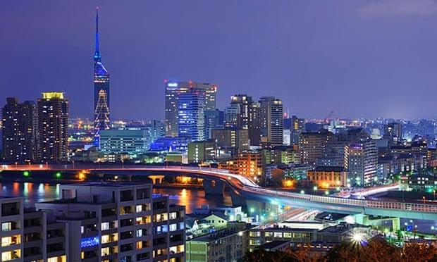 [日本 北九州] 帶爸媽也可以自由行~ Day 1 出發去福岡囉!! @ Tina瘋旅遊玩世界 :: 痞客邦