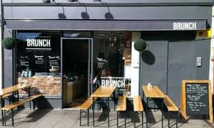 Brunch, Canterbury