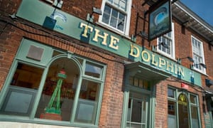 The Dolphin, Canterbury
