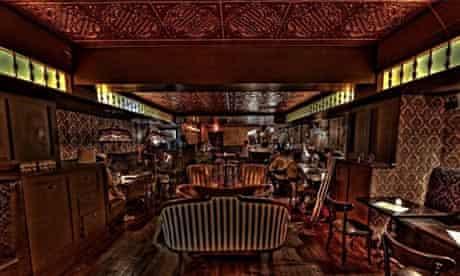 Bathtub Gin bar, New York