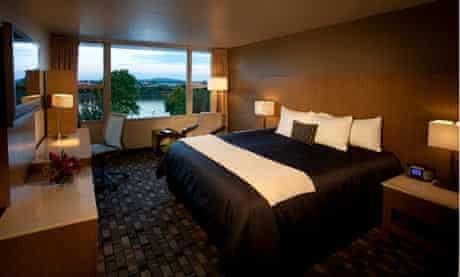 Hotel Fifty, Portland