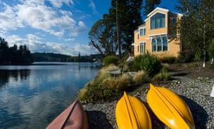 Bainbridge Island, Puget Sound, Washington state