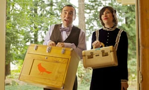 Portlandia stars Fred Armisen and Carrie Brownstein