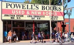 Powell's City of Books, Portland