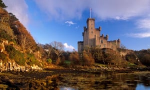 Dunvegan Castle, seat of the MacLeods of Skye since the 13th century