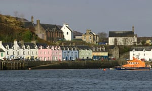 Houses in Portree