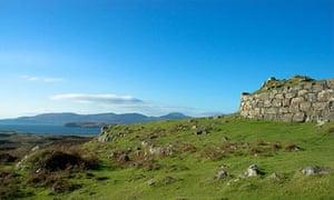 Dun Beag on the Isle of Skye