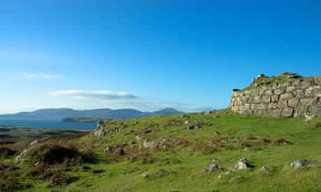 Dun Beag on the Isle of Skye