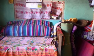 Nima's home in Dam Ngo Shong village