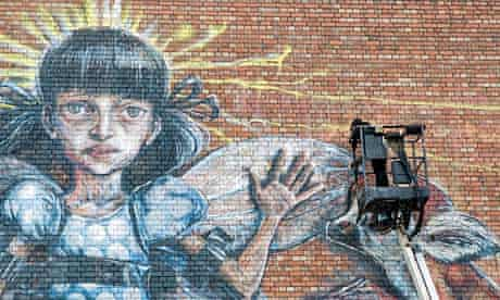 Upfest, Bristol's urban art festival