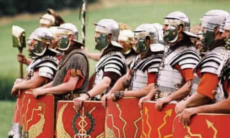 Romans at Hadrian's Wall