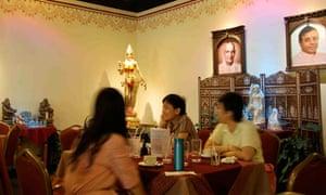 Singapore, Annalakshmi vegetarian restaurant
