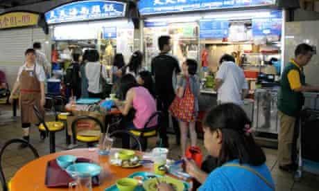 Singapore tian tian