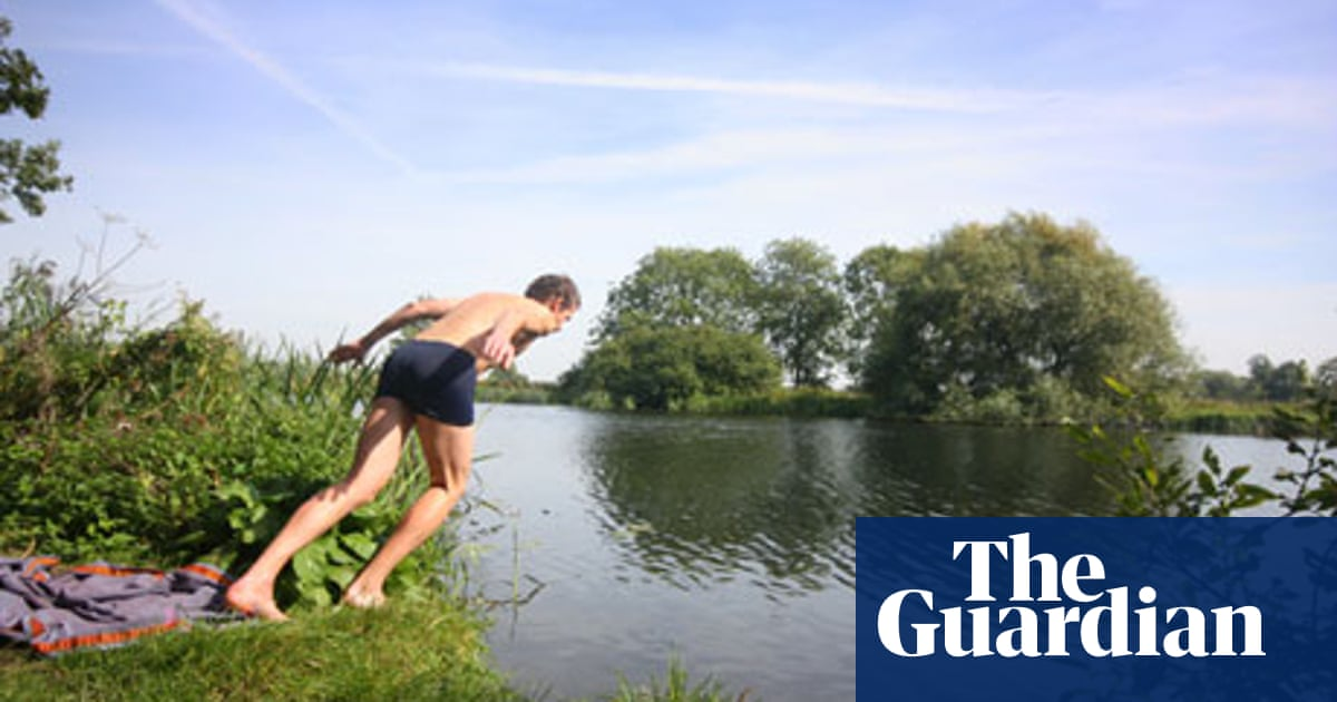 Wild swimming in the UK: 10 top spots | Travel | The Guardian