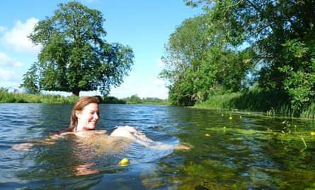 River Waveney Bungay, Suffolk