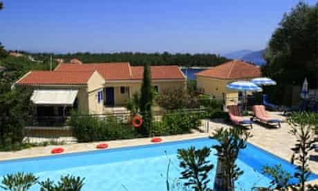 Kiki Apartments, Kefalonia, Greece