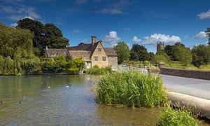 Fairford in the Cotswolds