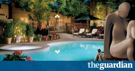 Top 10 Hotels In Santa Fe New Mexico Travel The Guardian