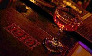 Bar 1919, San Antonio