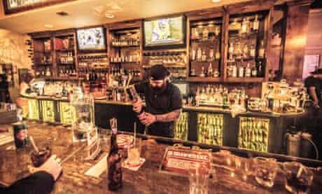 502 Bar, San Antonio