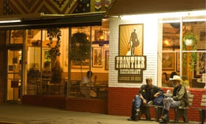 Frontier Restaurant, Albuquerque, New Mexico