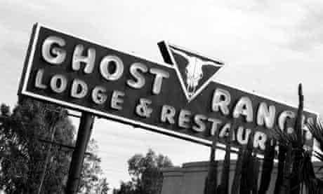 Ghost Ranch Lodge, Tucson, Arizona
