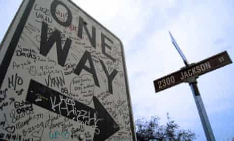 One Way To MJ, Gary, Indiana
