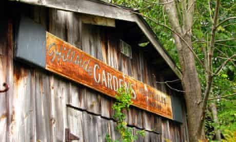 Hillside Gardens Vegetable Stand, Berkshires, Massachusetts