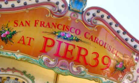 Pier 39, San Francisco, California